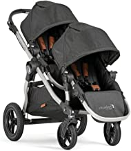 baby jogger city select seat weight limit