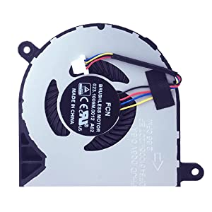 New Replacement Cooling Fans for DELL Inspiron 13-5568 5378 5379 5368 5578 5739 7378 13MF 15-7568 7569 P69G 5568 557855797569 7579 Laptop Fan CN-031TPT