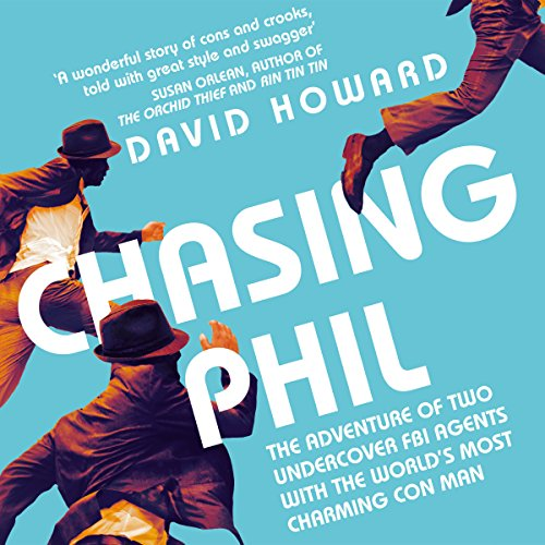 Couverture de Chasing Phil