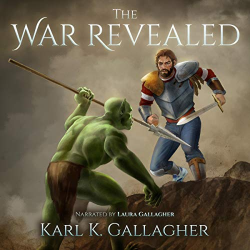 The War Revealed Audiobook By Karl K. Gallagher cover art