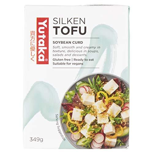 Yutaka Aseptic Pack Tofu 349 g (Pack of 3)
