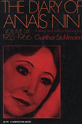 The Diary of Anaïs Nin, 1955–1966 (The Diary of Anais Nin Book 6) (English Edition)