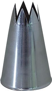 DE BUYER -2112.21N -douille inox cannelee e8 - 8 dents