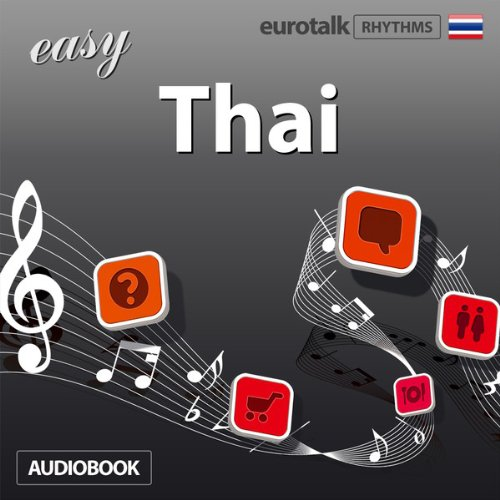 Rhythms Easy Thai audiobook cover art