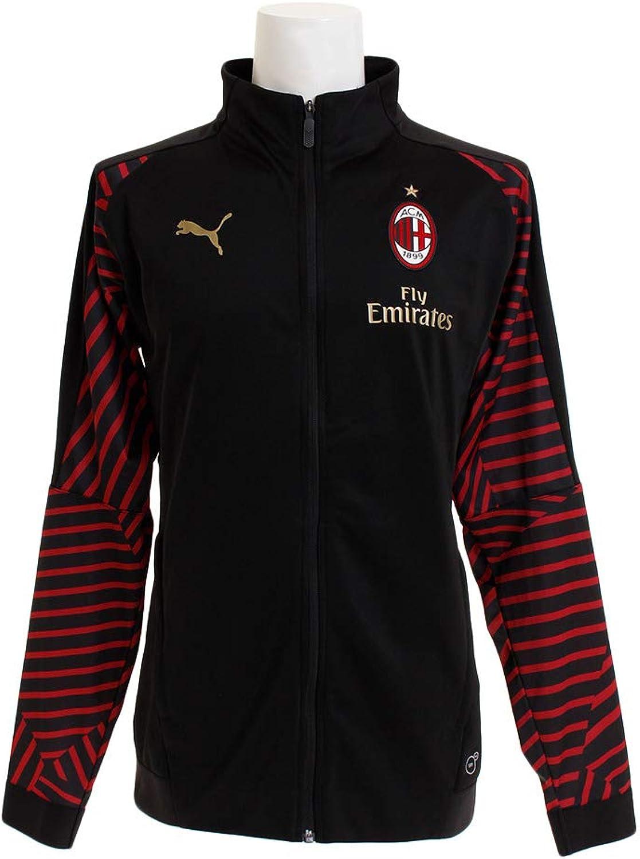 Puma Puma Puma Herren Ac Milan Stadium Jacket with Sponsor Jacke B07DPL8LHQ  Förderung e9332a
