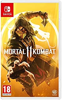 Mortal kombat 11 輸入版 Nintendo Switch 「SHAO KAHN」DLC 封入版
