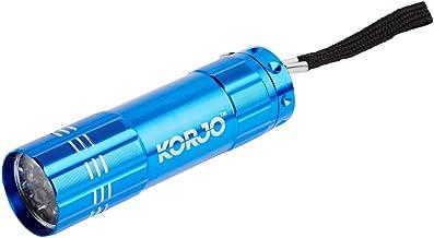Korjo Pocket Torch, 2.5 Centimeters, Blue