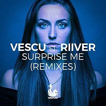 Surprise Me (Remixes)