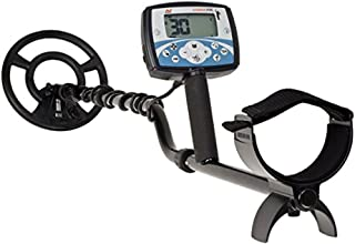 Minelab X-Terra 705 Universal Hand Held Metal Detector Dual Gold Pack 3706-0117 with Pinpoint Indicator and Multi-Segmented Notch Discrimination
