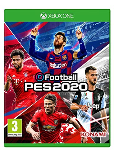 Xbox One - Pro Evolution Soccer (PES) 2020 - [PAL UK - MULTILANGUAGE]