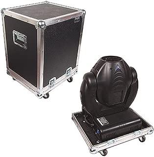 Lighting ATA Case 1/4 Medium Duty Ply with Wheels for Chauvet Q Spot 260 LED Moving Rotating Head