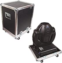 Lighting ATA Case 1/4 Ply Medium Duty with Wheels for Elation Design Spot 250 Moving Rotating Head