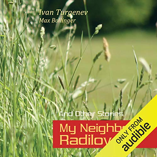 My Neighbour Radilov and Other Stories cover art