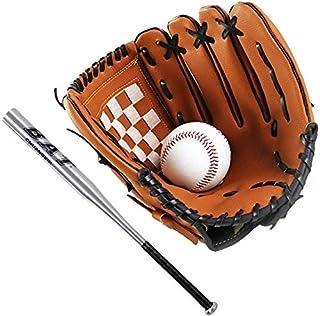 SULULU Bate de Béisbol Defensa Baseball Kit Resistente