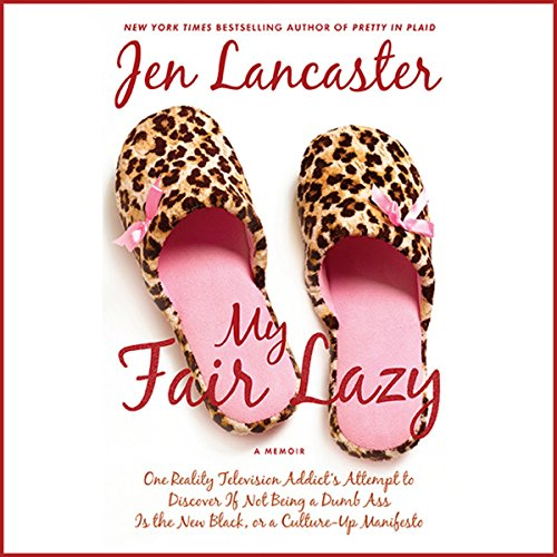 My Fair Lazy audiobook cover art