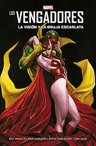 Los Vengadores. Visión y La Bruja Escarlata