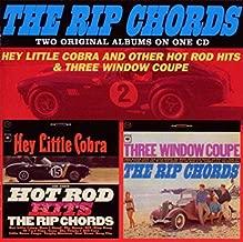 the rip chords hey little cobra