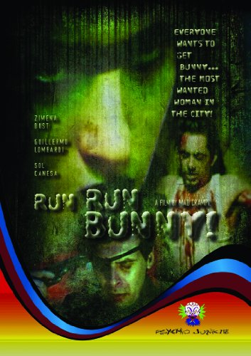 Run Run Bunny! [Alemania] [DVD]