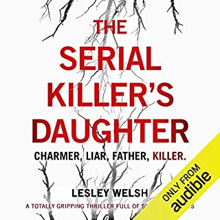 The Serial Killer's Daughter cover art