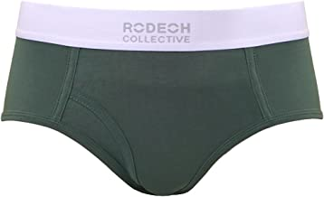 RODEOH Classic Packer Brief Underwear - Sage Green - FTM Transgender