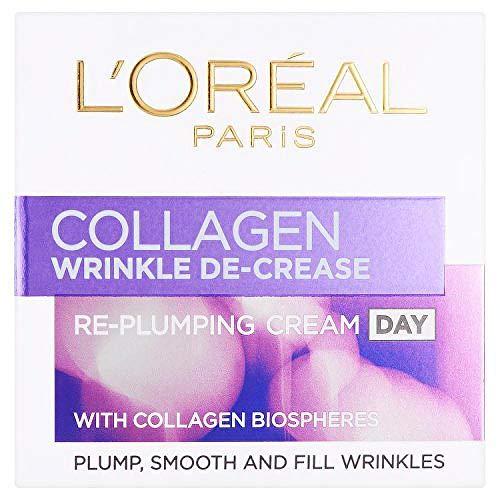 L'Oreal Paris Wrinkle Decrease Collagen Day Cream, 50ml