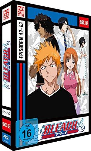 Bleach TV Serie - Box 3 - [DVD]