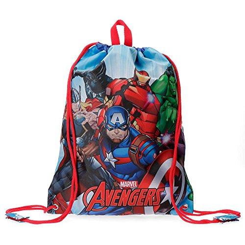 La mejor mochila de tela infantil: Los Vengadores Team