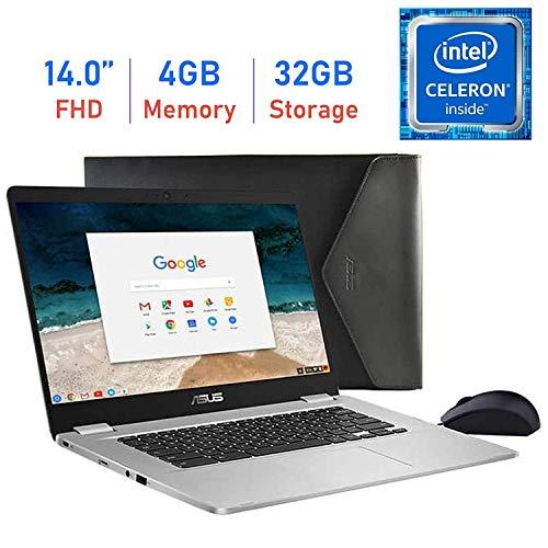Comparison of ASUS Chromebook vs ASUS ImagineBook (MJ401TA)
