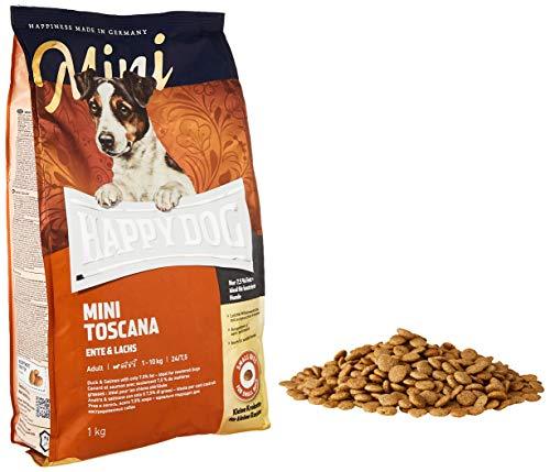 Happy Dog Cibo Secco per Cane Adulto Mini Toscana - 1000 gr