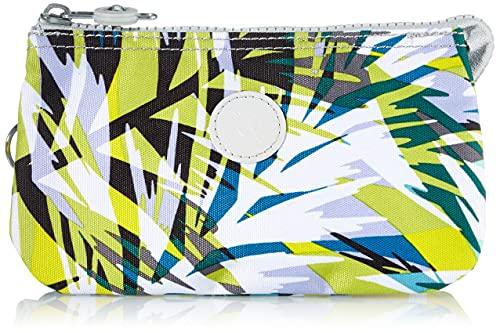 Kipling Creativity L, Accesorio Billetera de Viaje para Mujer, Palma Brillante, Talla única