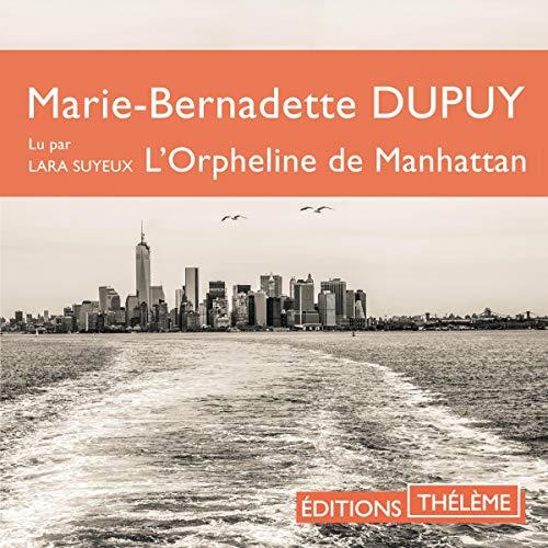 Couverture de L'orpheline de Manhattan