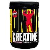 Universal Nutrition 100% Pure Flavored Creapure Creatine Monohydrate Powder, Fruit Punch, 500 Gram