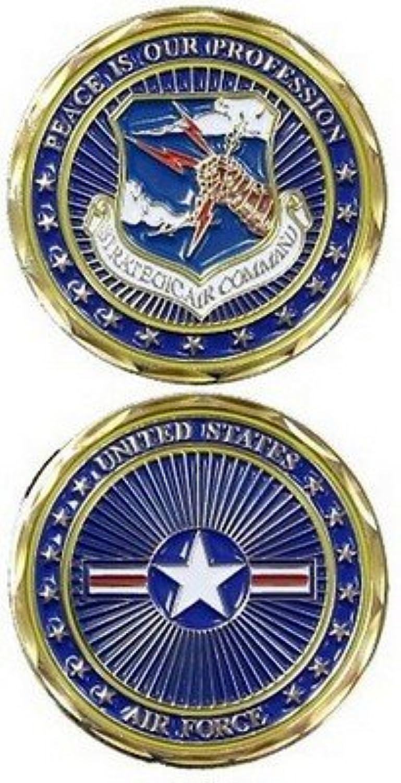 envío gratuito a nivel mundial Strategic Air Air Air Command Challenge Coin by Eagle Crest  almacén al por mayor
