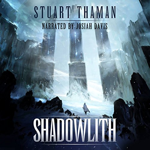 Shadowlith audiobook cover art