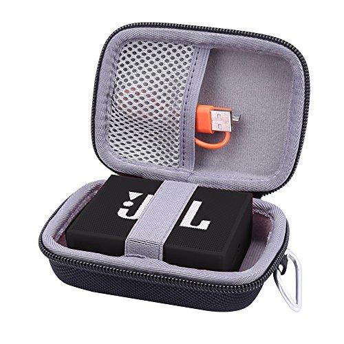 Valigia Scatola Borsa Custodia per JBL Go/JBL GO2 Bluetooth Altoparlante di Aenllosi