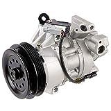 AC Compressor & A/C Clutch For Scion xB xA - BuyAutoParts 60-01965NA NEW
