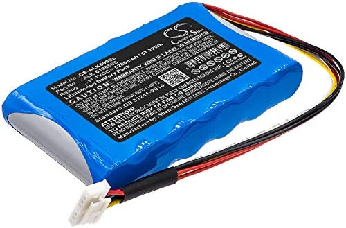 Battery Replacement for Eloik 5200mAh by-A6 BY-A6s Ranking TOP11 Max 80% OFF ALK-618650S