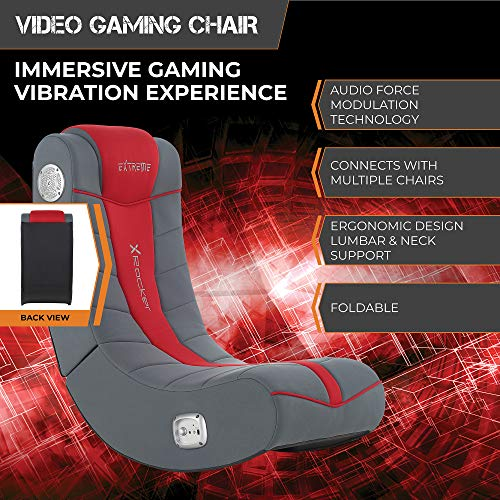 X Rocker 51491 Extreme III 2.0 Gaming Chair