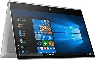 HP 2019 Envy x360 15.6-Inch FHD 1080P 2 in 1 Touchscreen Laptop - Intel Quad Core i5-8265U up to 3.9 GHz, Intel UHD 620, 16GB DDR4 RAM, 512GB SSD, USB-C, B&O Play, HDMI, Windows 10