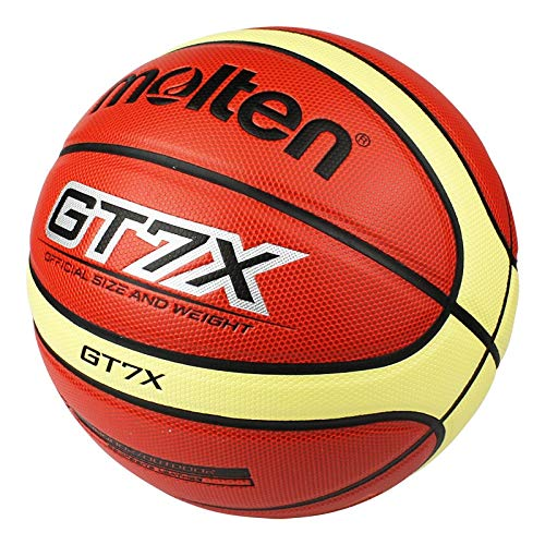 Pelota de Baloncesto Hombre Entrenamiento PU Material Oficial Profesional Balones De Basquete Callejero