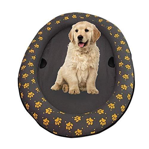 Womdee Inflatable Dog Float Raft