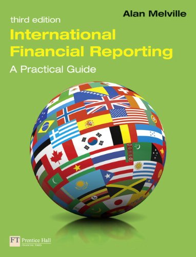International Financial Reporting: A Practical Guide (3rd Edition)
