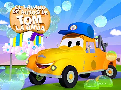 El lavado de Autos de Tom la Grúa 🔥