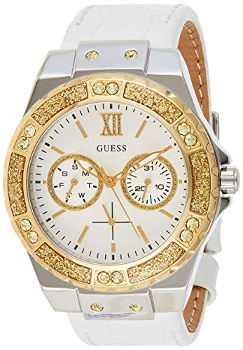 Guess Limelight White Dial Multi-function Women's Watch -W0775L8