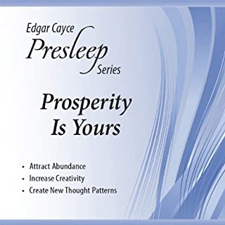 Prosperity Is Yours cover art