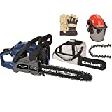 Einhell 4501641 Petrol Chainsaw Kit...