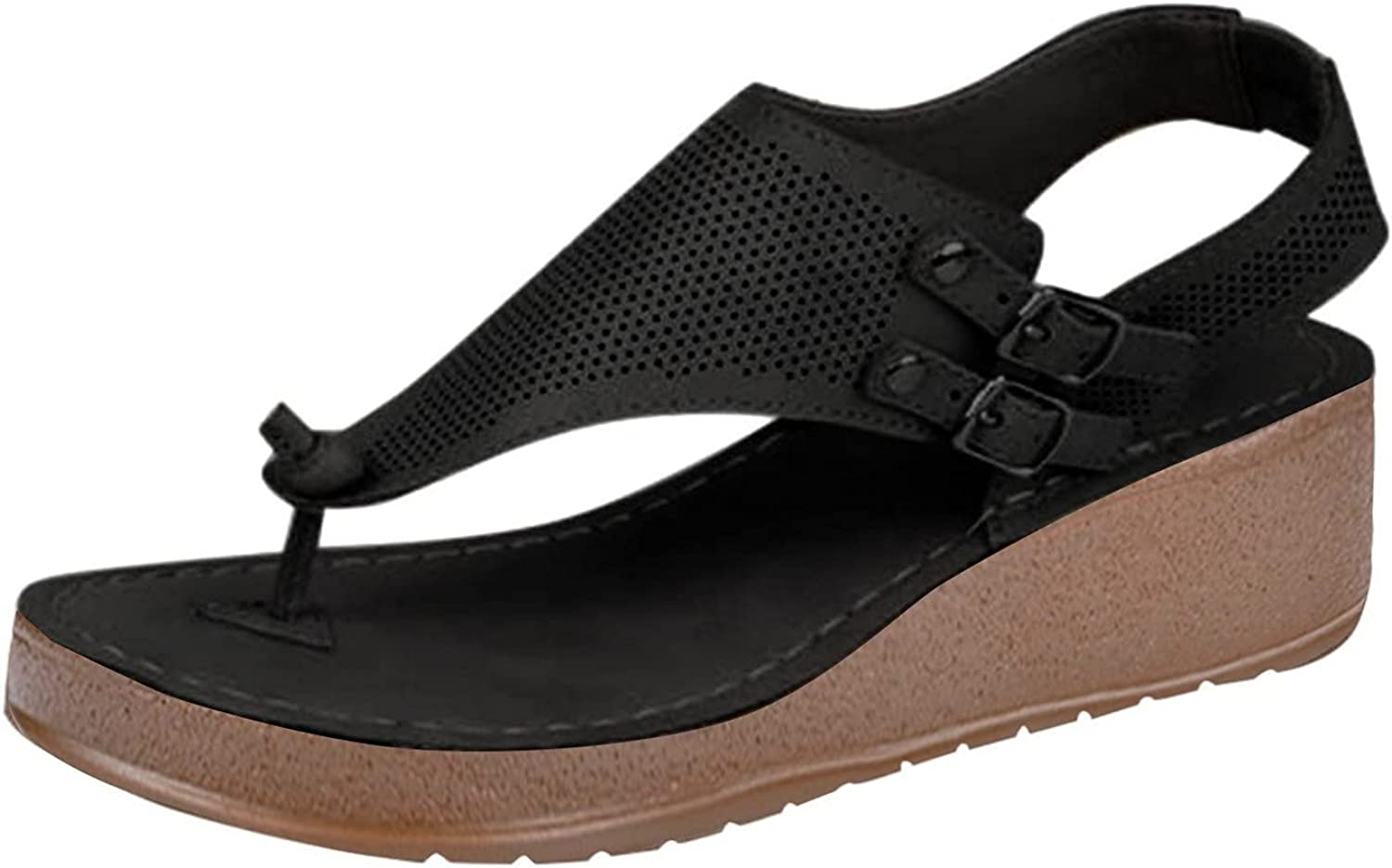 Adeliber Fashion Sexy Shoes Women's Ladies Outdoor Hollow Out Fl