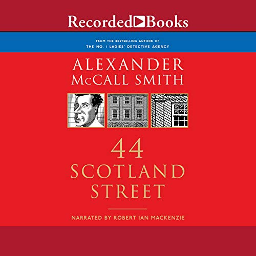 44 Scotland Street Audiobook By Alexander McCall Smith cover art