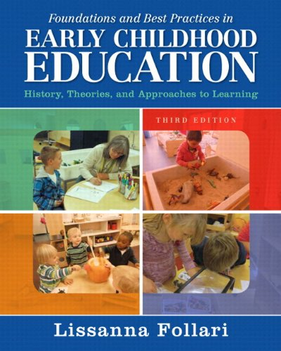 Foundations and Best Practices in Early Childhood Education: History, Theories, and Approaches to Learning with Enhanced