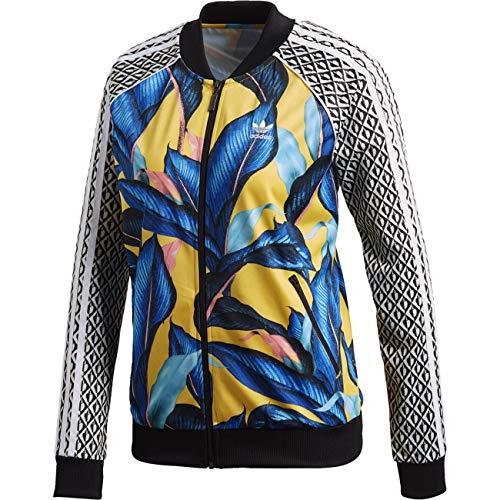 adidas SST TT Damen-Mantel 38 Mehrfarbig